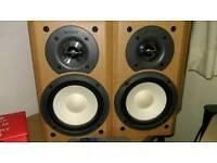 Sony pair of book shelf speakers