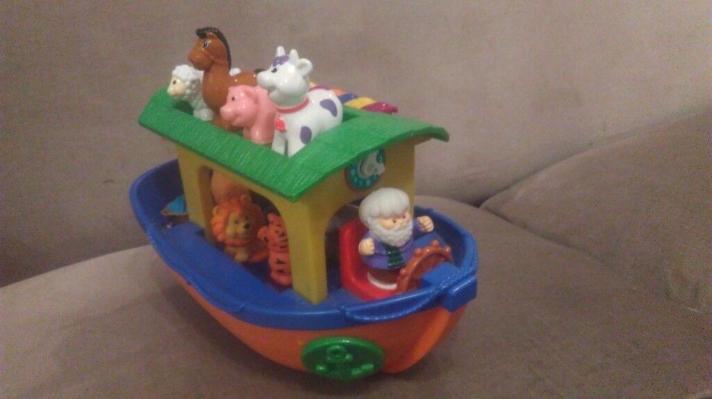 Musical Noah's Ark.