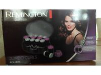Remington Jumbo Curls Rollers