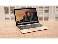 MacBook Retina, 8GB RAM, 512GB SSD- Early 2015