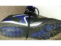 Football 9.5 shoes