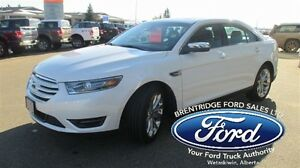 2016 Ford Taurus Limited AWD, Nav, Moonroof
