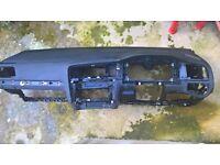VW GOLF R-LINE 2014+ MK7 BARE DASHBOARD
