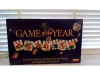 Game of the year board game