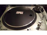 Technics turntable 1200 mk2