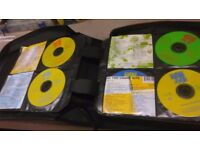CDs collection, just over 300 disc`s