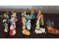 18-Piece Nativity Set