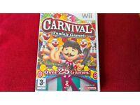 Wii Carnival Multi Games
