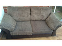 Two x Two seater Settees