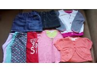 Girls Clothes bundle. Age 2-3 years
