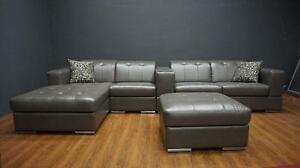 MODERN SECTIONALS OH HUGE SALE