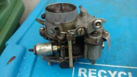 VW Classic Beetle Weber Carb