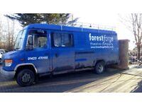 HGV van for sale
