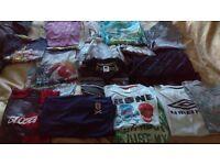 Bundle of boys clothes..suit 8-10