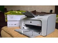 HP Laserjet P1102 + 3 brand new Cartridges