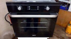 Beko Electric fan oven for sale - like new!!