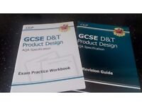 GCSE D&T Product Design AQA/WJEC Revision & Workbook