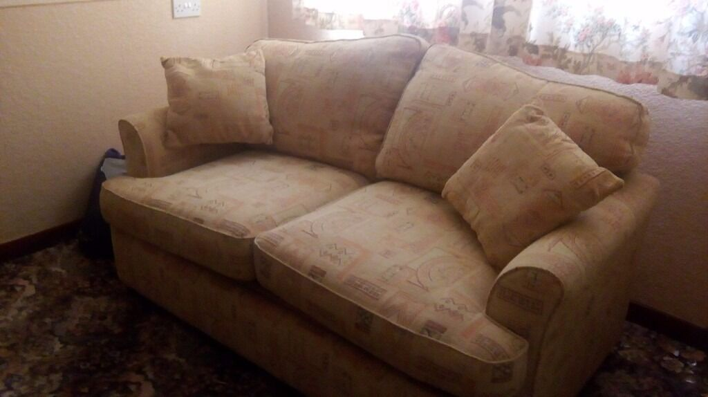 Sofa Bedin West Derby, MerseysideGumtree - Sofa Bed in very good condition hardly used as a bed or sofa like new