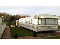 Willerby static Caravan 38 x 12 x 2 bedroom, OFF SITE SALE ONLY