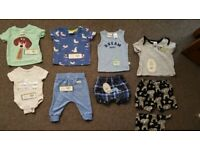 eb8cebbf8e1 Peter alexander baby boys branded clothing 0-3 months bundle brand new