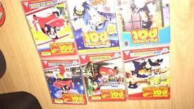 6 postman pat dvds