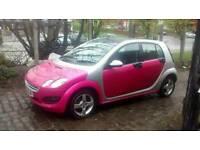 Smart car four 4