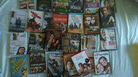 Dvd collection £10 for all