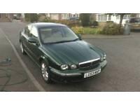 Jaguar x type cheap