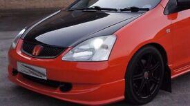 2003 Honda Civic EP3 Type R - Service History - Low Mileage! S2000 FD2 Integra DC5