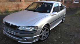 Prefacelift Vauxhall Vectra 2.5 v6 GSI (spares or repair)