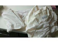 2 x new IKEA SKYDDA HOGT single mattress protector - water repellent
