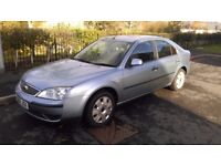 Ford Mondeo Mk3 2005 TDCI 2.0 MOT Aug 2018 2 Previous Owners