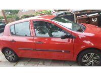 2006 Renault Clio Expression 1.4