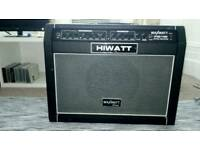 Hiwatt maxwatt g100 112r guitar amplifier