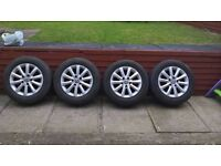 Alloy Wheels / Rims / Tyres mk5 golf