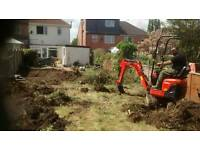 Garden services and landscaping