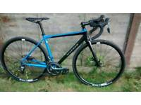 2018 Vitus Zenium disc road bike RRP £1250 DT Swiss wheels, Trek Specialized Whyte Bianchi Wilier