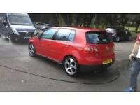 VW GOLF GTI 200BHP FULL VWSH FULL MOT VGC 07949776114