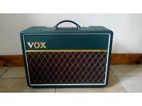 Vox AC10 C1 British Racing Green UPGRADED