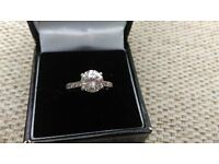Brilliant Cut Dimond Ring 1.67ct