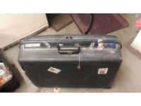 Delsey Hard Shell Suitcase with 2 wheels
