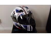 Spada RP700 Britannia Crash Helmet Size XS / S