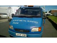 Ford transit recovery trucks for sale