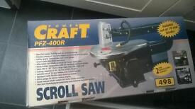 Brand new, never used scroll saw