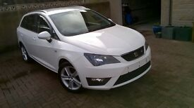 2013 SEAT IBIZA FR SPORT TOURER 1.2 TSI 1 OWNER 31000 MILES FULL SEAT HISTORY £30 ROAD TAX