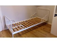 IKEA child's bed frame- similar to Minnen