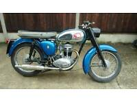 BSA C15 SS BARN FIND PROJECT.