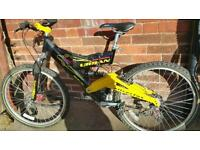 URBAN SILVERFOX mountain bike for sale