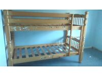 Bunk beds SOLID WOOD *sensible offers considered*