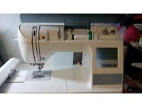 Brother 750e Embroidery only Machine